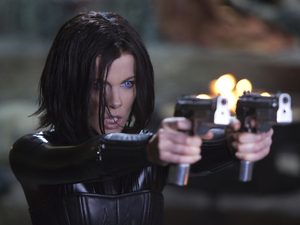 Kate Beckinsale stars in Screen Gems' UNDERWORLD 4. Underworld Awakening