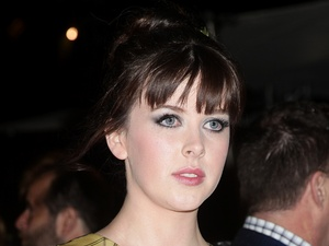 Alexandra Roach, who plays the young Margaret Thatcher, The Iron Lady
