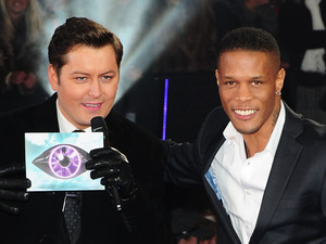 Romeo Dunn is the eleventh celebrity to enter the Big Brother House