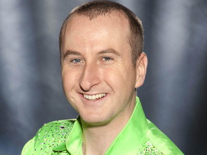 Coronation Street Star Andy Whyment who will be dancing with partner Vicky Ogden
