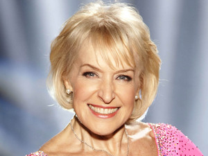 Diet and Fitness Guru Rosemary Conley who will be dancing with partner Mark Hanratty