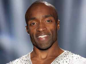 Founder of Free Running Sebastien Foucan who will be dancing with partner Brianne Delcourt
