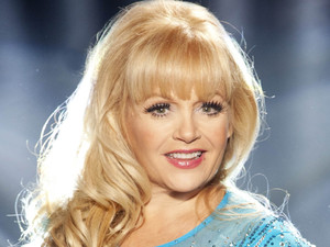 Dallas Star Charlene Tilton who will be dancing with partner Matt Gonzalez