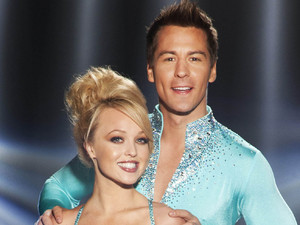 Hollyoaks star Jorgie Porter who will be dancing with partner Matt Evers