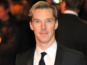 Benedict Cumberbatch who portrays Major Jamie Stewart in the film