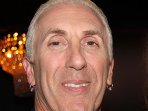 Dee Snider Andrew Charles fashion line launch at RIFF New York City