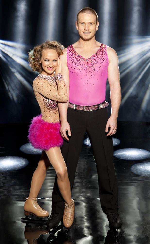 Emmerdale Actor Matthew Wolfenden who will be dancing with partner Nina Ulanova