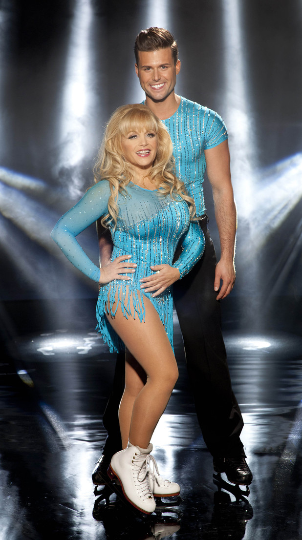 Charlene Tilton and Matt Gonzelez