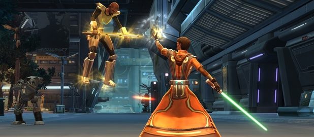 Star Wars: The Old Republic (PC Screenshot)