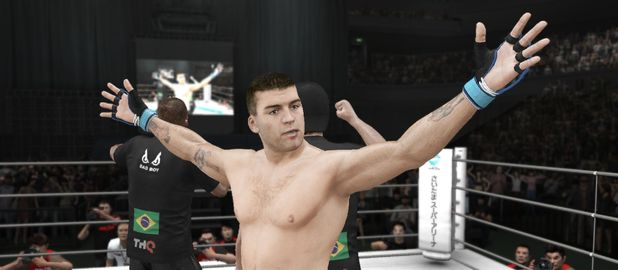 UFC Undisputed 3 screenshot