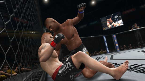 'UFC Undisputed 3' screenshot