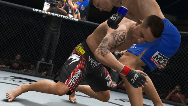 Gaming Review: UFC Undisputed 3