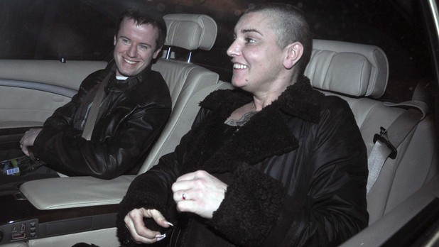 Sinea O'Connor and Barry Herridge