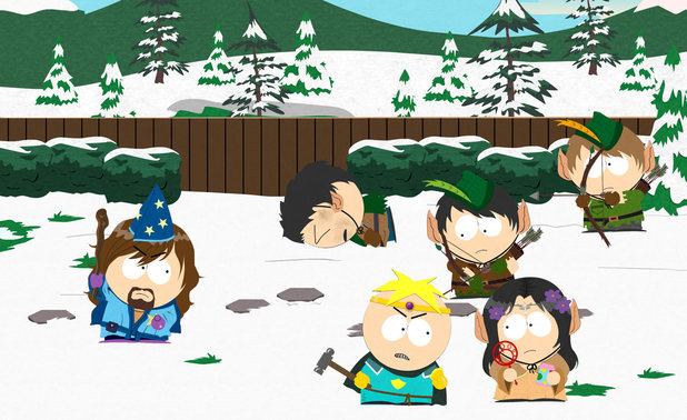 South Park The Game screenshot