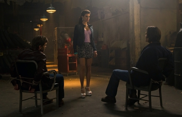 Supernatural S07E11: 'Adventures In Babysitting'