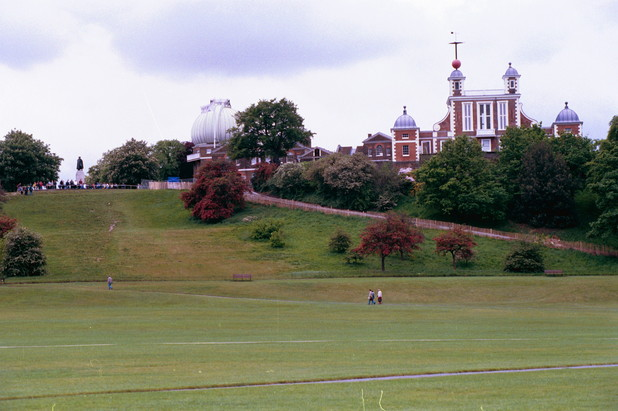 James Bond Skyfall filming locations: Greenwich Royal Observatory