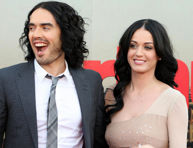 Katy Perry, Russell Brand, divorce