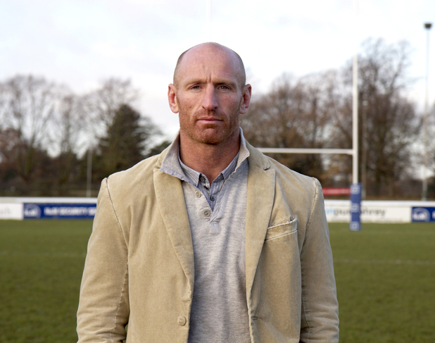 celebrity big brother gareth thomas