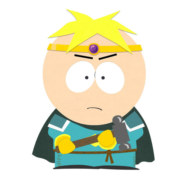 South Park The Game Character Art