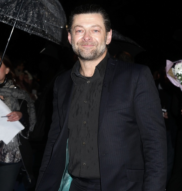 Andy Serkis, The Iron Lady