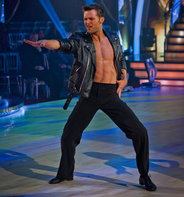 Harry Judd on 'Strictly'