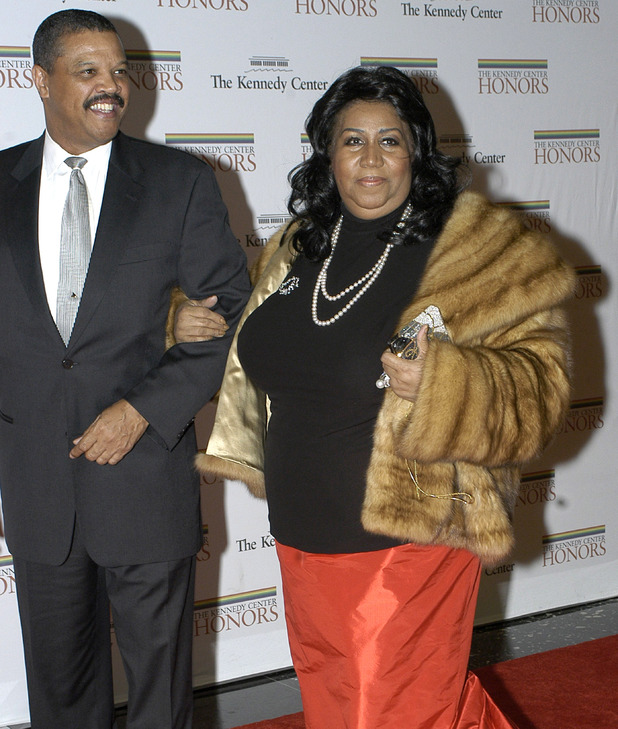 Aretha Franklin, William Wilkerson, engagement