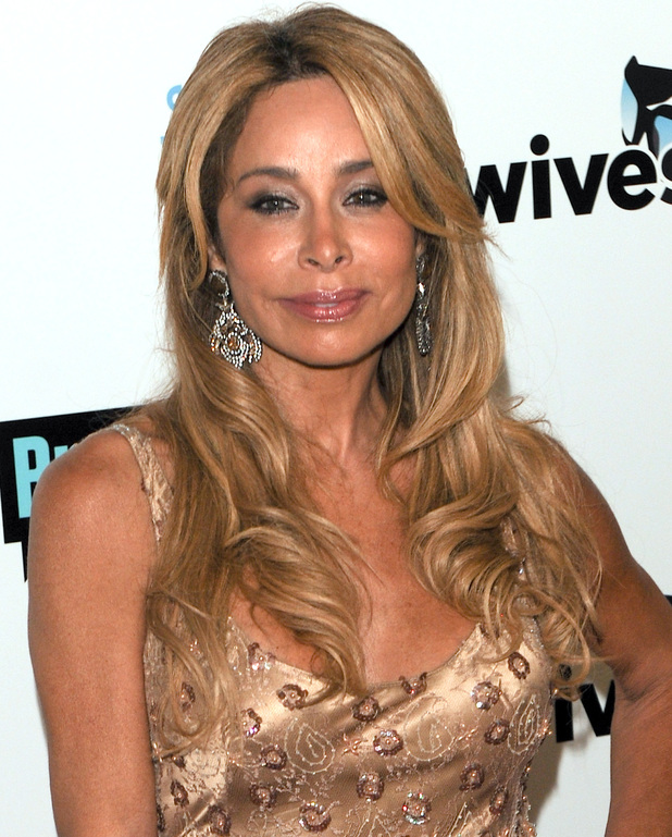 Faye Resnick 'The Real Housewives of Beverly Hills Season 3' premiere at The Roosevelt Hotel - Arrivals Hollywood, California - 21.10.12