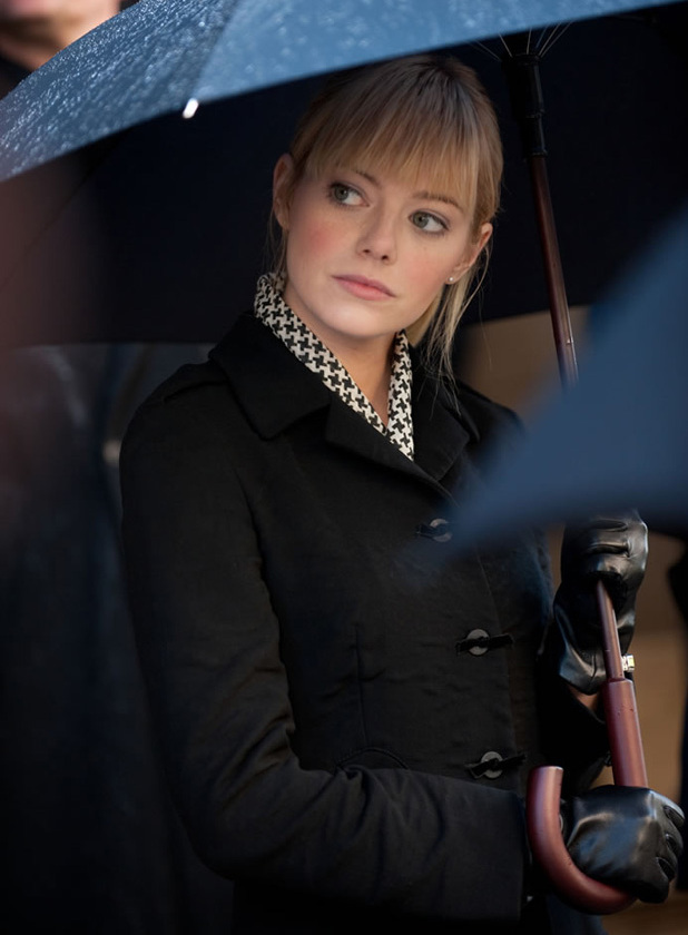 Emma Stone in The Amazing Spider-Man