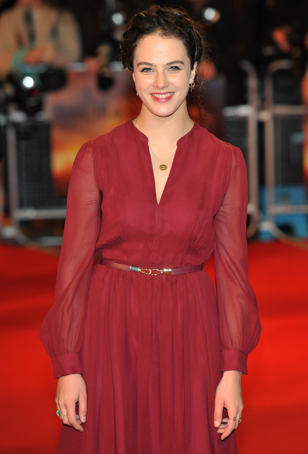 Downton Abbey's Jessica Brown Findlay