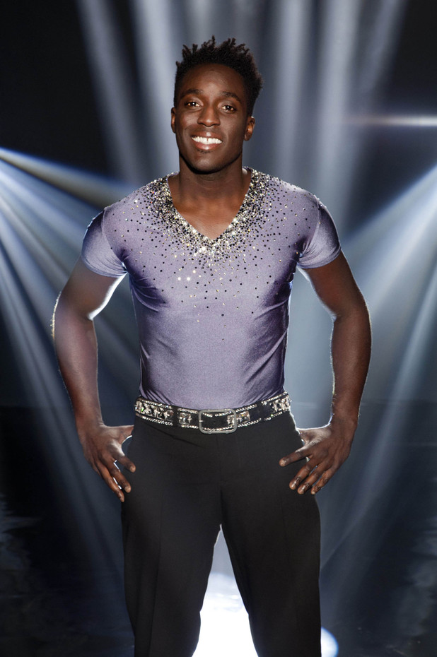 Former Blue Peter Presenter Andy Akinwolere