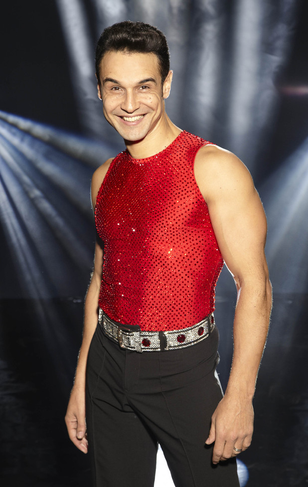 Dancing on Ice 2012: Chico