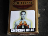 John Terry cigarettes
