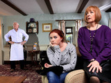 Val is gutted and lashes out at Amy, leaving Eric feeling disgusted by her behaviour