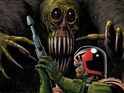 2000 AD announces a collection of never-before-reprinted material.