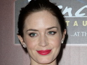 Emily Blunt says she wants to do superhero or science fiction movies that scare her.