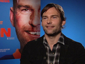Seann William Scott discusses the perils of playing a brawling ice hockey star in Goon.