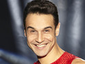 Chico finishes in third place in the final of Dancing on Ice 2012.
