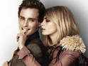 Look at Eddie Redmayne and Cara Delevingne posing in the new Burberry campaign.