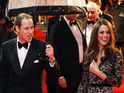The Duke and Duchess of Cambridge attend the London Spielberg premiere.