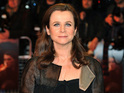 Emily Watson says War Horse director Steven Spielberg often talked to her during takes.
