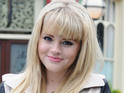 Lucy Beale actress wants Thomas Law to reprise his role as Peter.