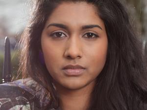 Meryl Fernandes, EasteEnders, Afia
