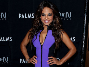 Christina Milian Christina Milian hosts at Moon Nightclub at The Palms Casino Hotel Las Vegas