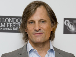 Danish-American actor Viggo Mortensen