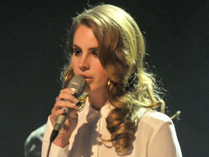International Breakthrough Act: Lana Del Rey performs on 'Later With Jools Holland'