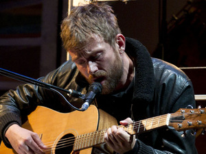 Outstanding Contribution To Music Award (Blur): Damon Albarn performs during his latest opera, Dr Dee