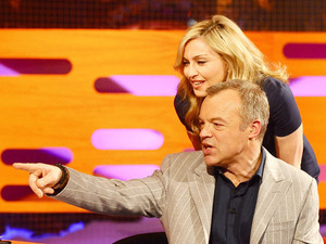 Madonna, Graham Norton, The Graham Norton Show