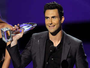 Adam Levine, People&#39;s Choice Awards