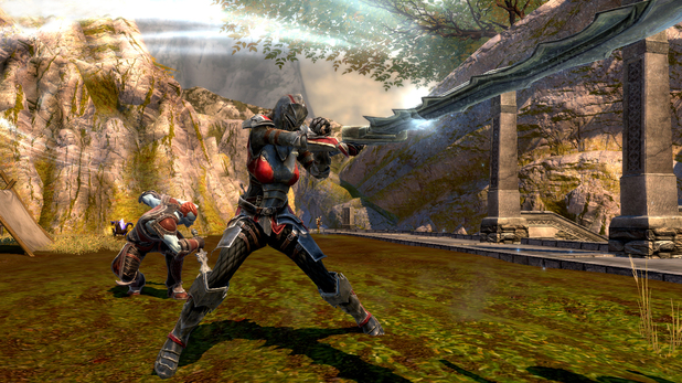 Mass Effect 3 Kingdoms of Amalur: Reckoning demo promotion