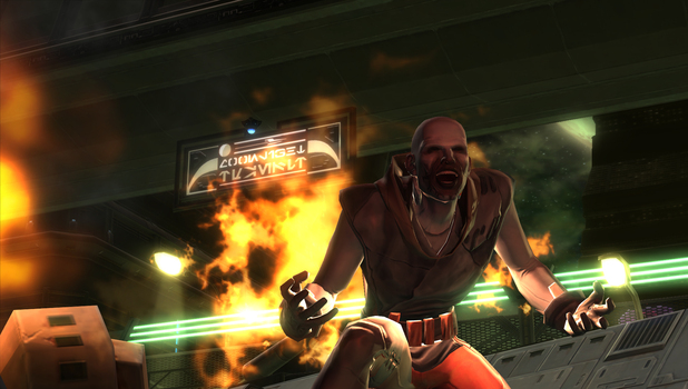 'Star Wars: The Old Republic' screenshot